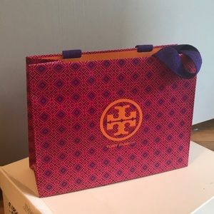 -TORY BURCH- small accessory shopping bag